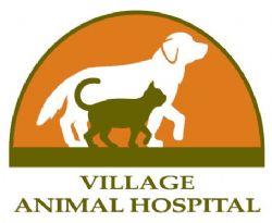 Logo de l'hôpital pour animaux de VIllage